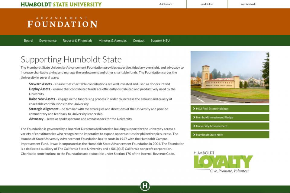 Advancement Foundation